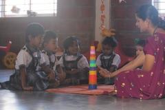 Montessori Method Teaching